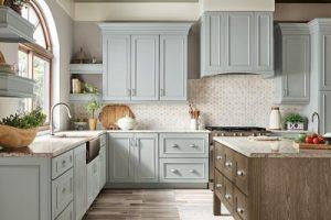 kitchen-remodel-in-calhoun-ga-kraftmaid-seafoam-blue-maple-cabinets-kitchen-island